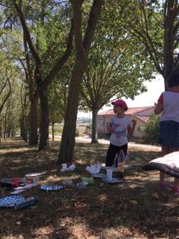 piknik enfants-Deva