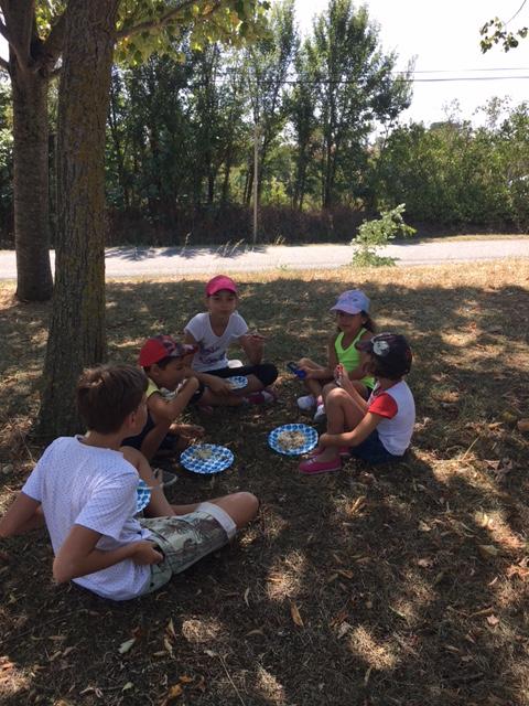 piknik enfants